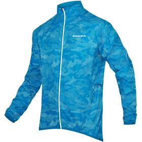Endura LumiJak II Jacket Herren neon-blau